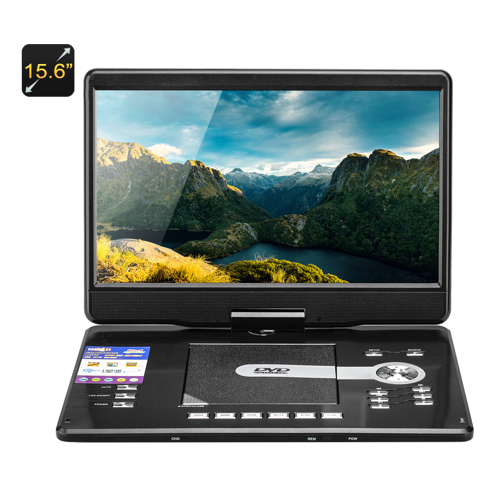 wholesale 15 6 inch portable dvd player dvd player from. Black Bedroom Furniture Sets. Home Design Ideas