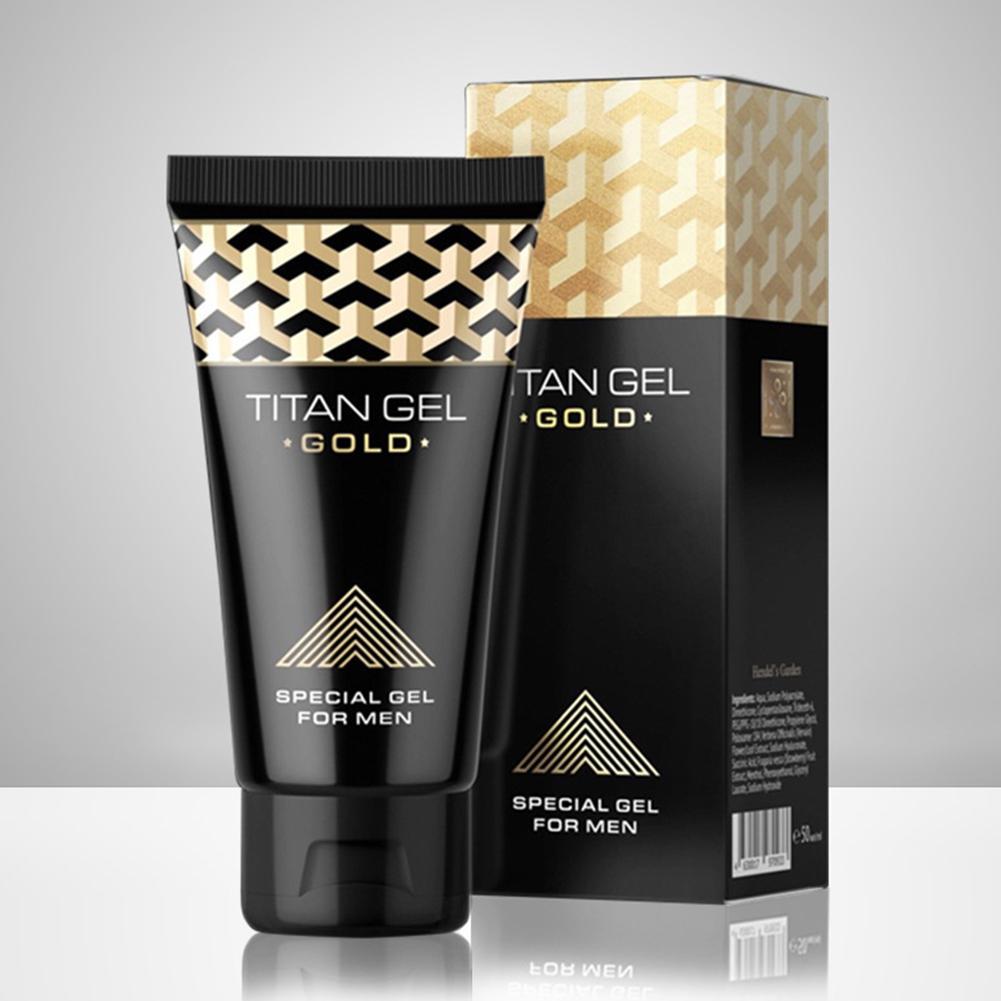 Men Penis Enlargement Cream gold