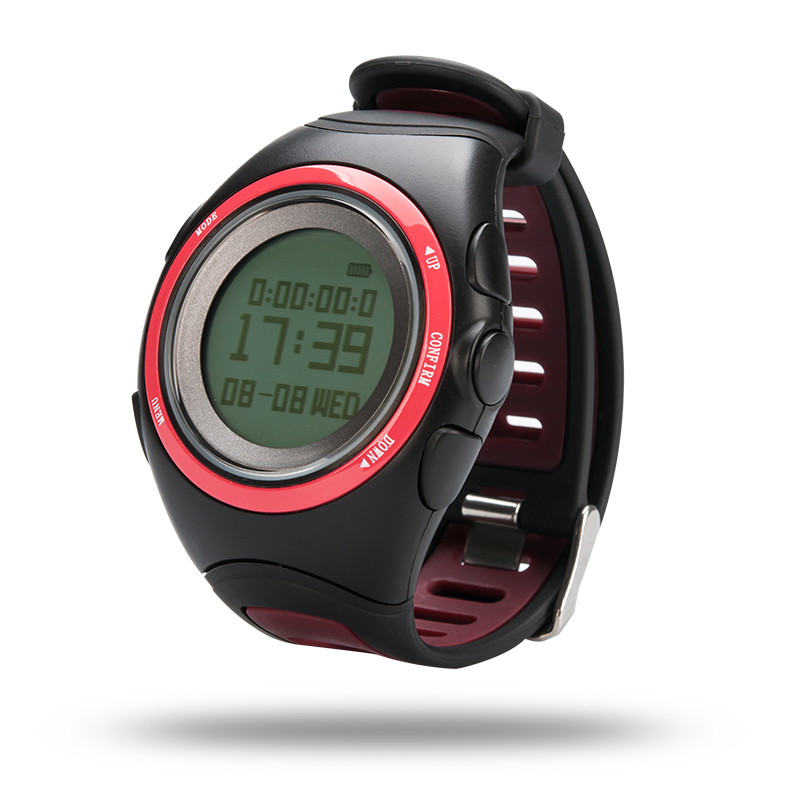Heart Rate Monitor Sports Watch w/ Bluetooth