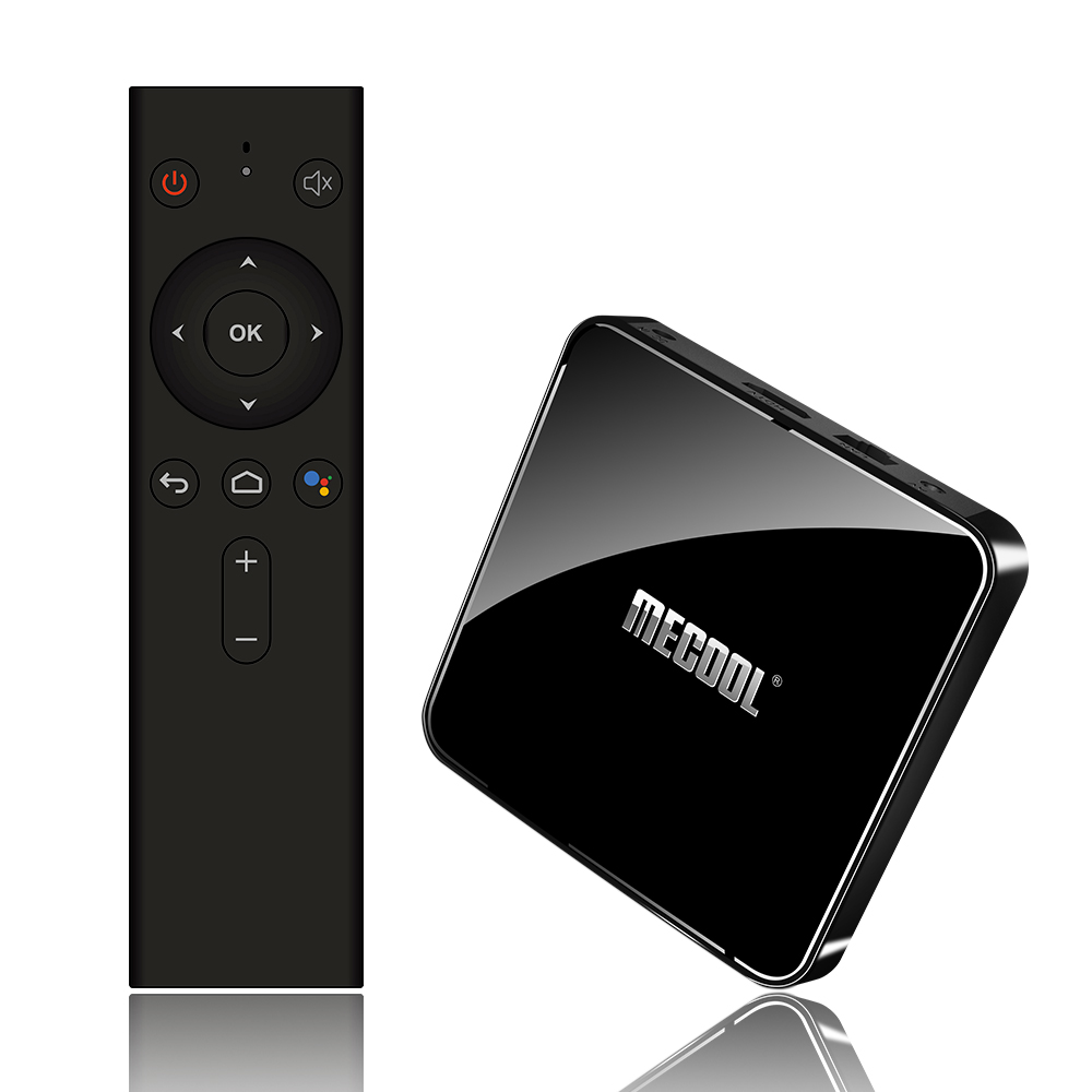 MECOOL KM3 ATV Android 9.0 TV Box EU Plug