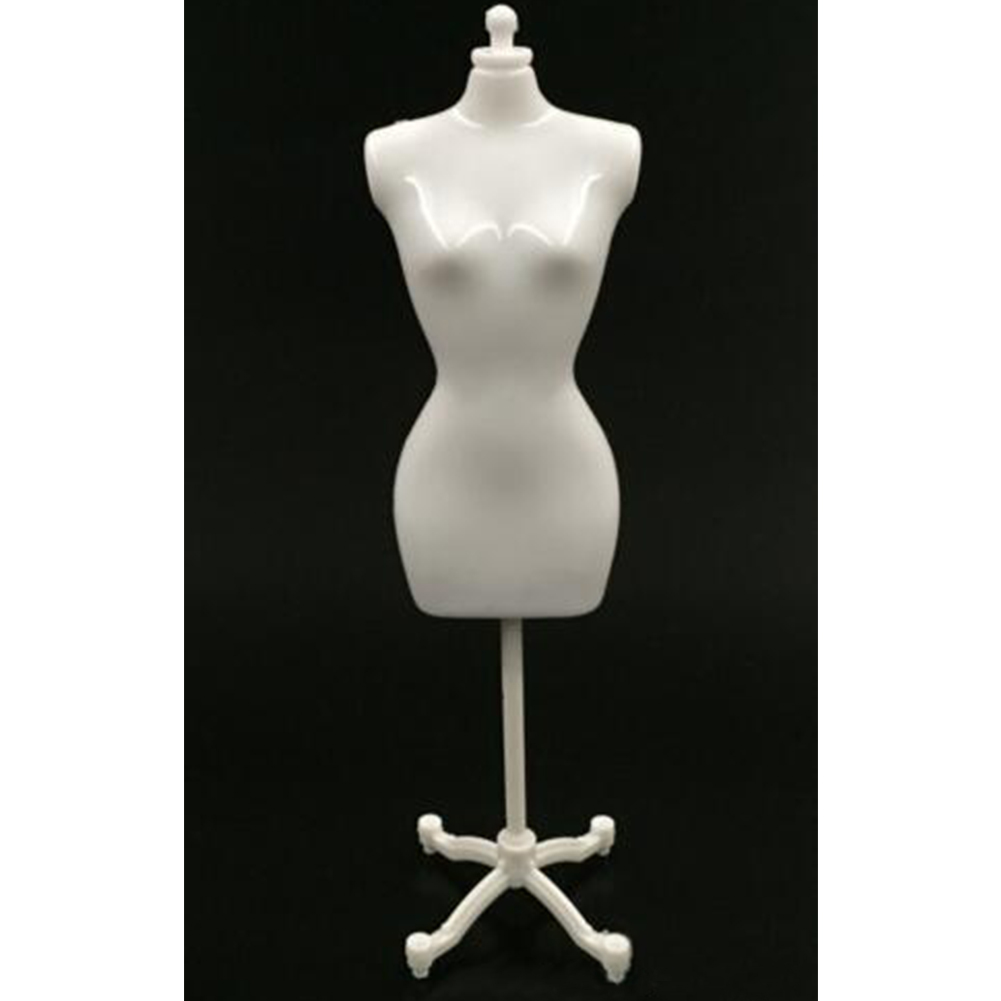 Mini Mannequin Dress Clothes Model Stand