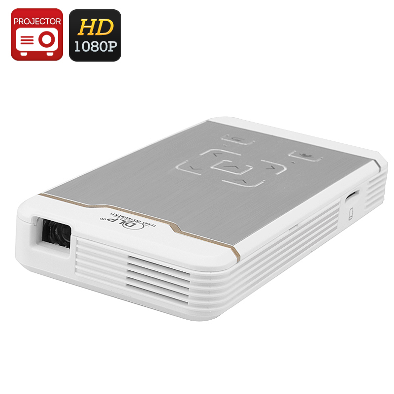 Mini Wireless DLP Pocket Projector