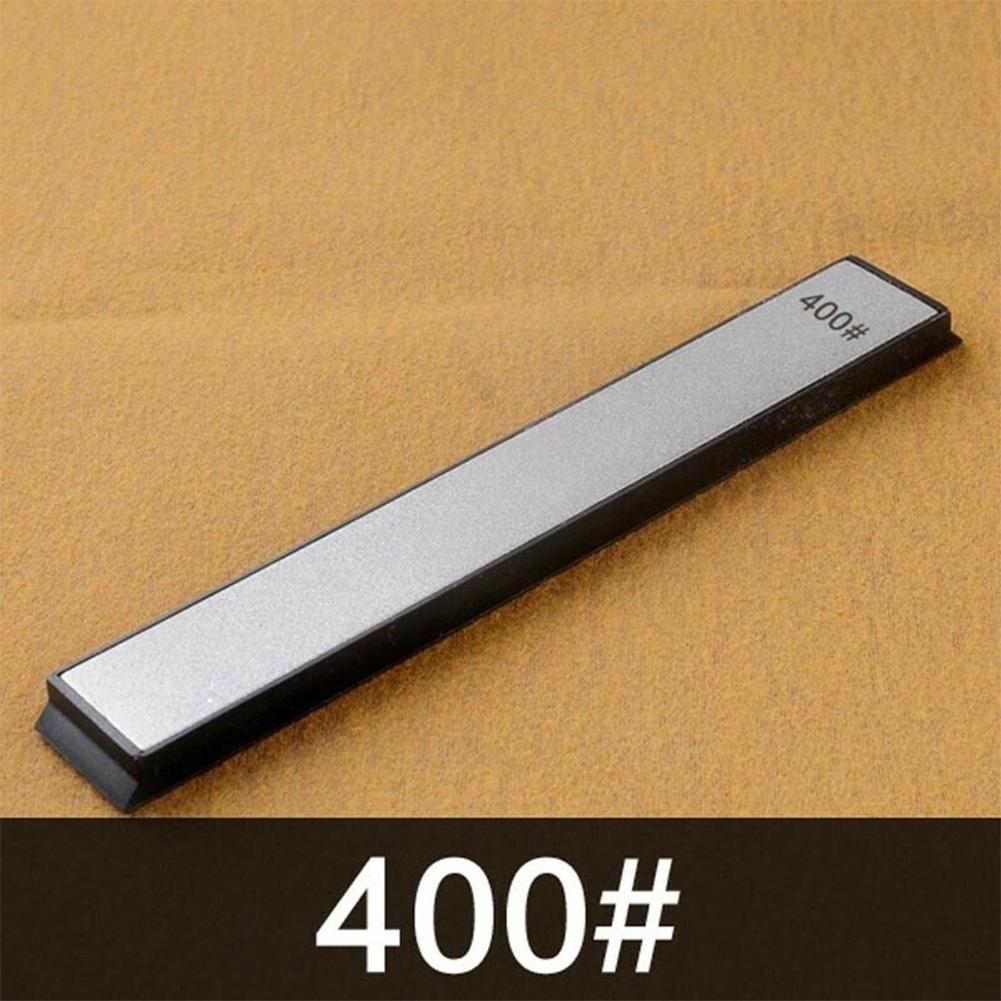 Whetstone Diamond Kitchen Scissors Razors Knife Sharpener Kitchen Accessories 16.2*2.3cm 400#