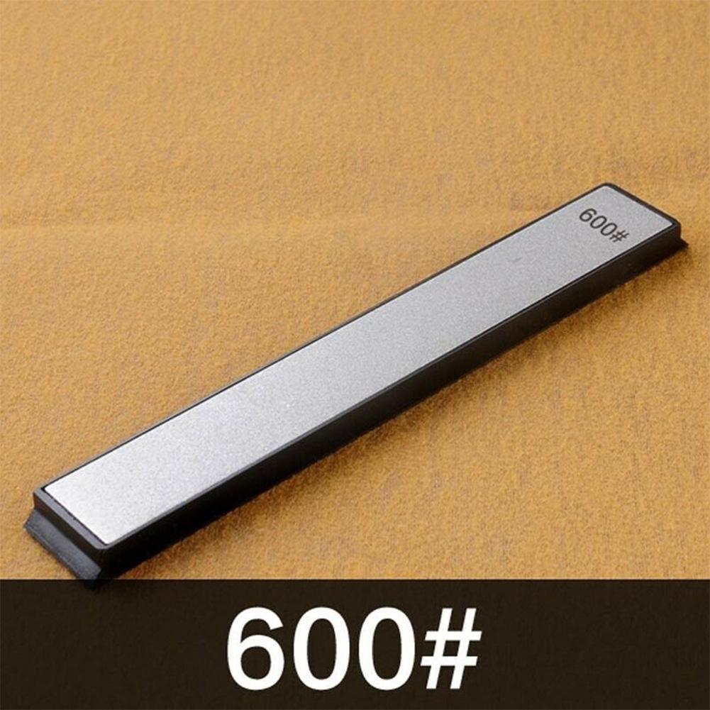 Whetstone Diamond Kitchen Scissors Razors Knife Sharpener Kitchen Accessories 16.2*2.3cm 600#