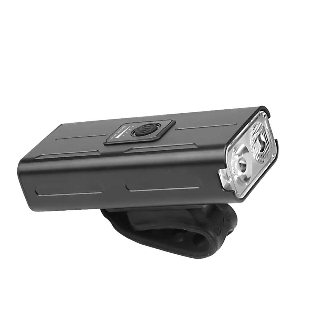 Aluminum Alloy T6 Strong Light Bicycle  Light With Built-in Battery Usb Charging Led Cycling Light Big