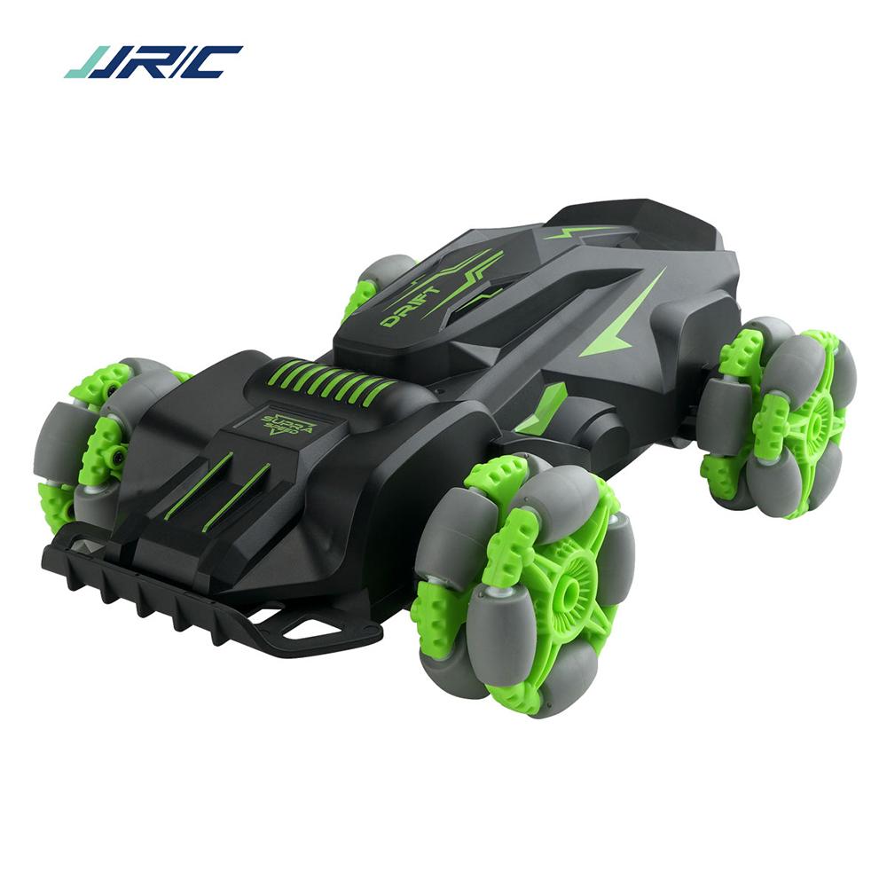 JJRC Q80 2.4G Remote Control Car High Speed Stunt Drift Toy  green