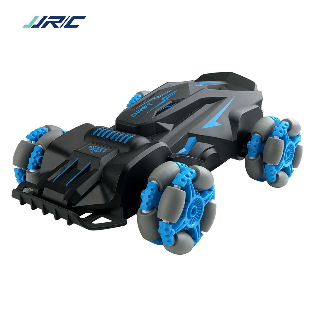 JJRC Q80 2.4G Remote Control Car High Speed Stunt Drift Toy  blue