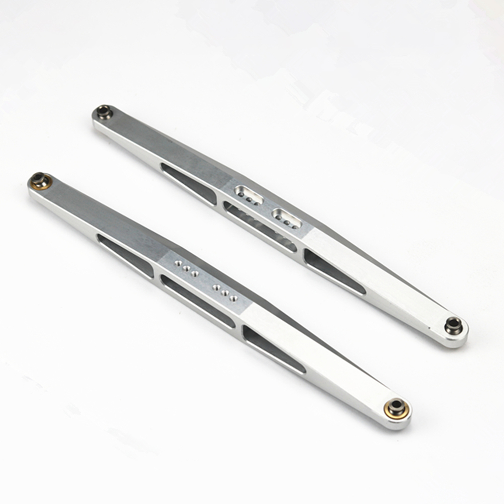 Aluminum Rear Trailing Arms Front Lower Suspension Arm for 1/7 Traxxas UDR RC Car 2pcs Rear Trailing Arms