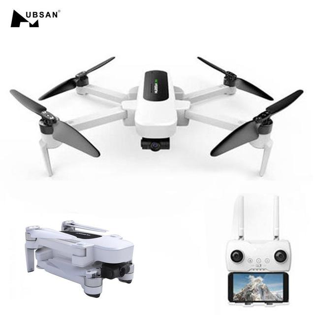 Hubsan H117S Zino RC Drone GPS 5G WiFi 1KM FPV with 4K UHD Camera 3-Axis Gimbal Quadcopter Japanese gauge