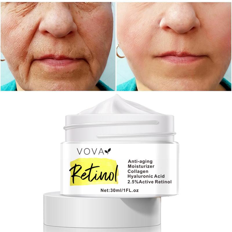 Moisturizing  Cream Whitening Moisturizer Collagen Anti-aging Skin Care Cream 30ML