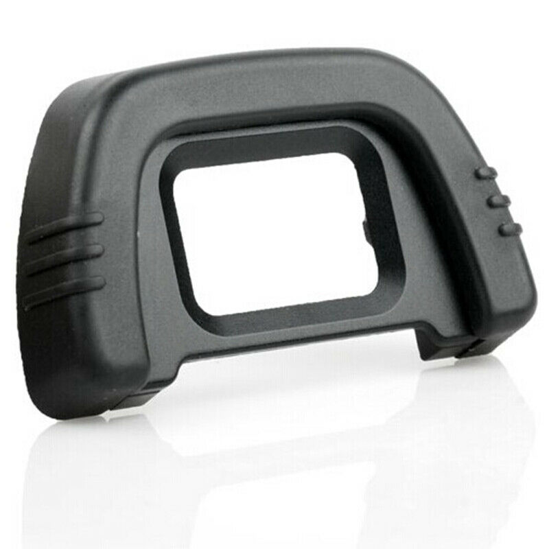 DK-21 Rubber Eye Cup Eyepiece Eyecup for Nikon D7000 D90 D600 black