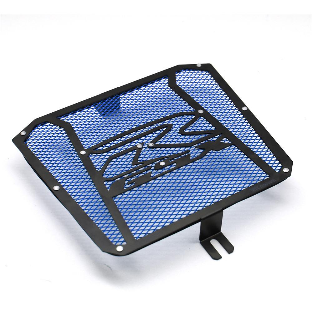 Motorcycle Radiator Grille Guard for SUZUKI GSXR150 GSX-R150 17-20 blue