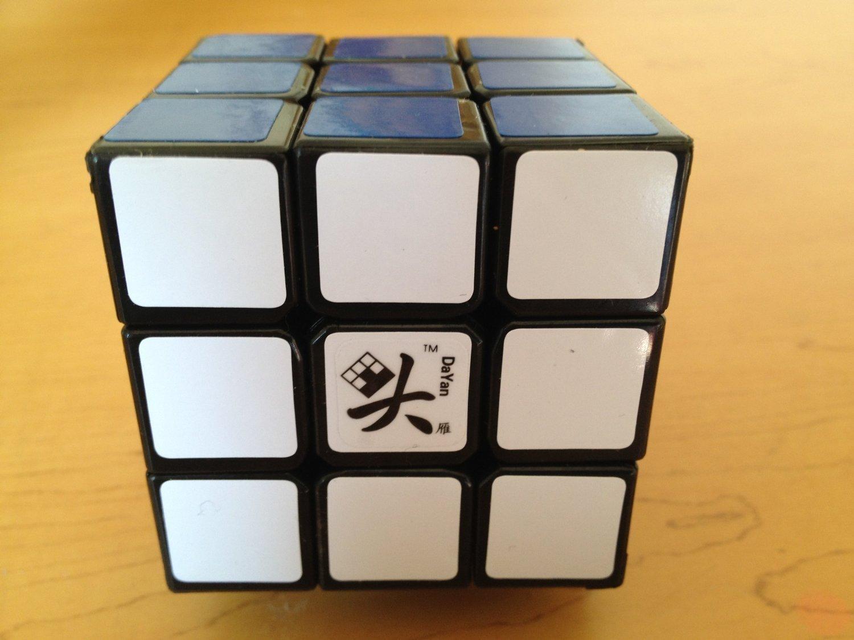 Da Yan Gu Hong 3*3 Magic Cube Educational Puzzle Cube Toy