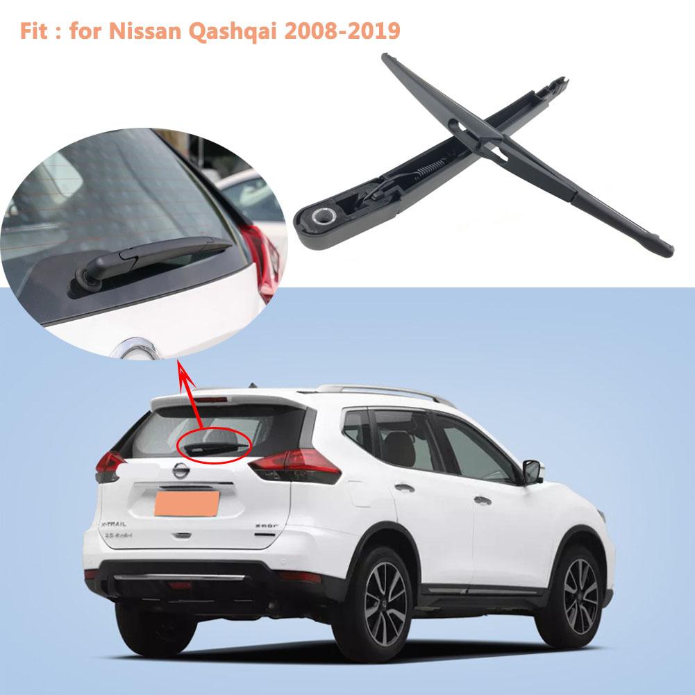 Car Wiper Back Wiper Arm for Nissan Qashqai 2008-2019 Rear wiper and rear wiper arm combination