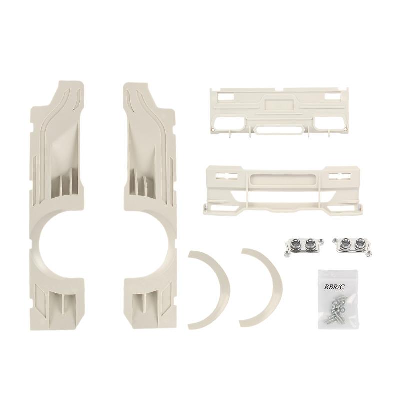 Wpl D12 Refit Upgrade &high Railing Accessories For Drift Rc Car R487 Diy Upgrade Model Spare Parts r487w d12 white Wide surround
