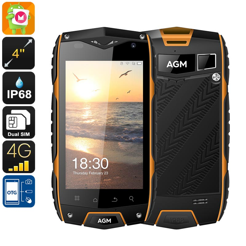 AGM A7 Rugged Phone