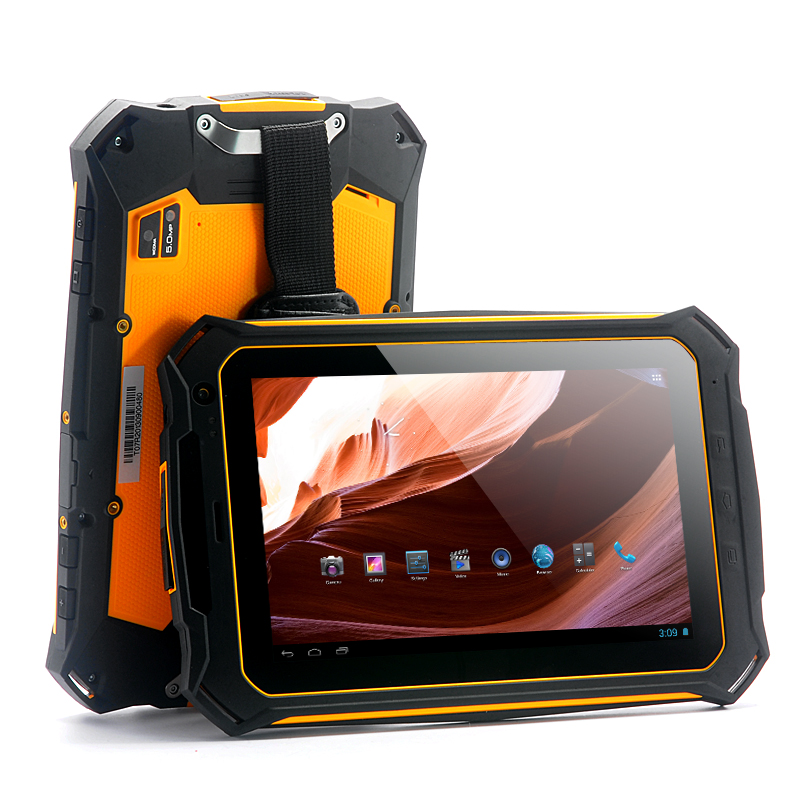 Rugged Gorilla Glass Android Tablet - Strike
