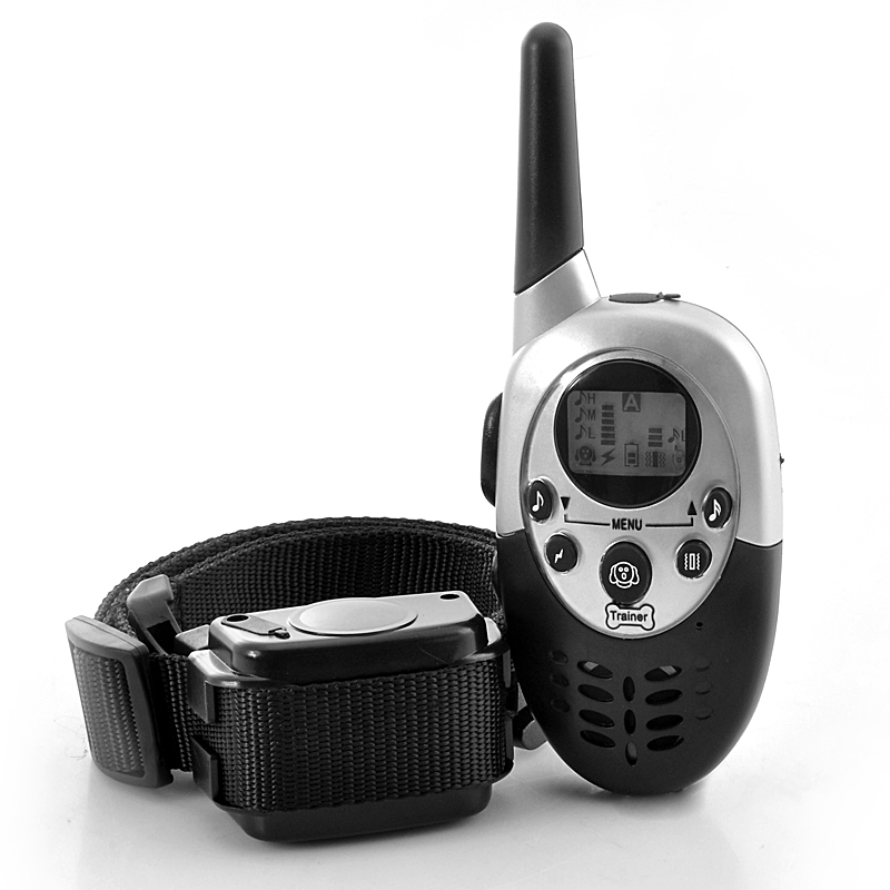 Dog Training Collar with 3 Shock Levels - K9