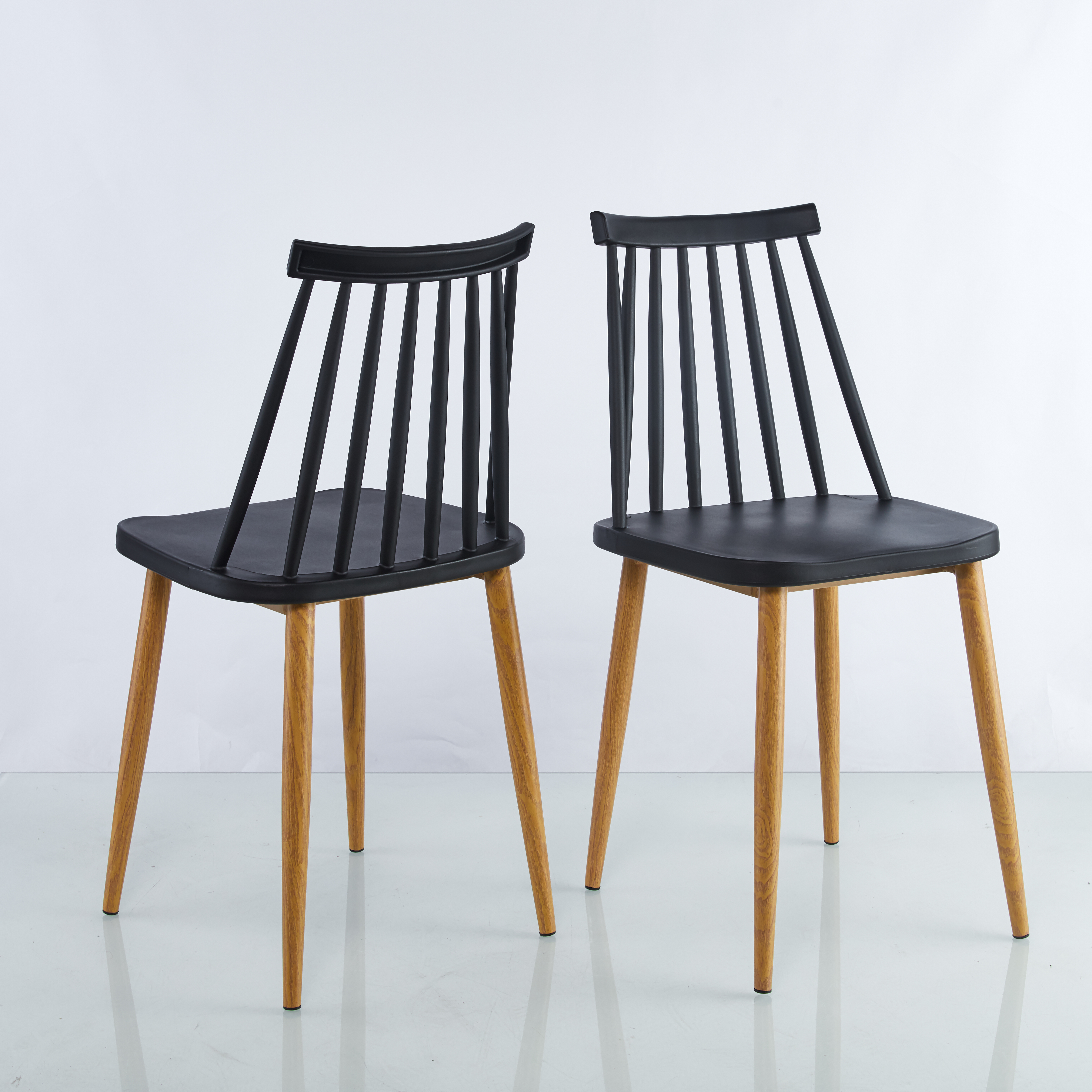 [US Direct] chair,set of 2
