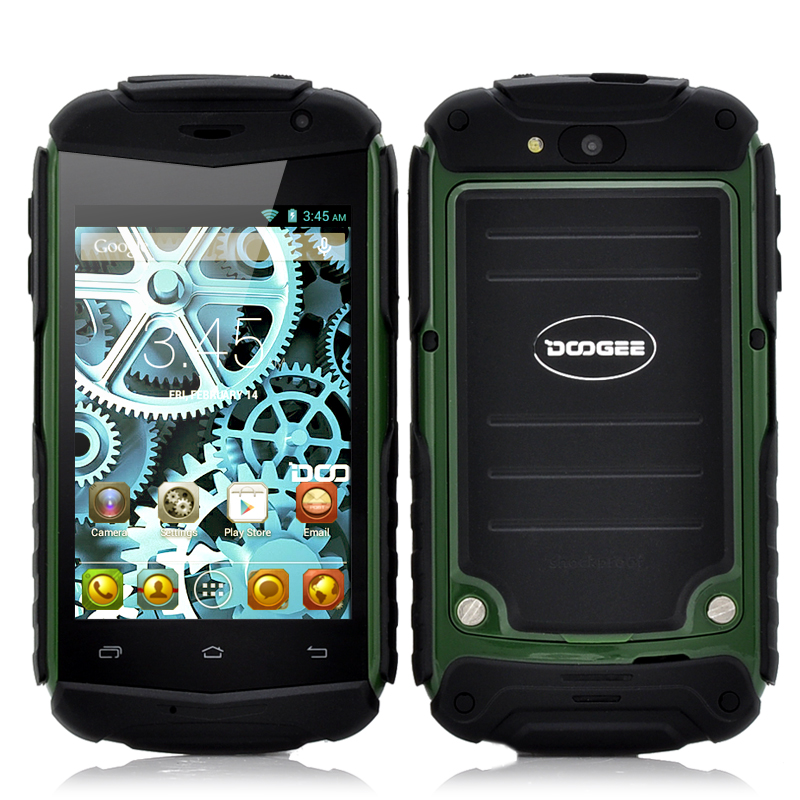 DOOGEE TITANS DG150 Rugged Phone (G)
