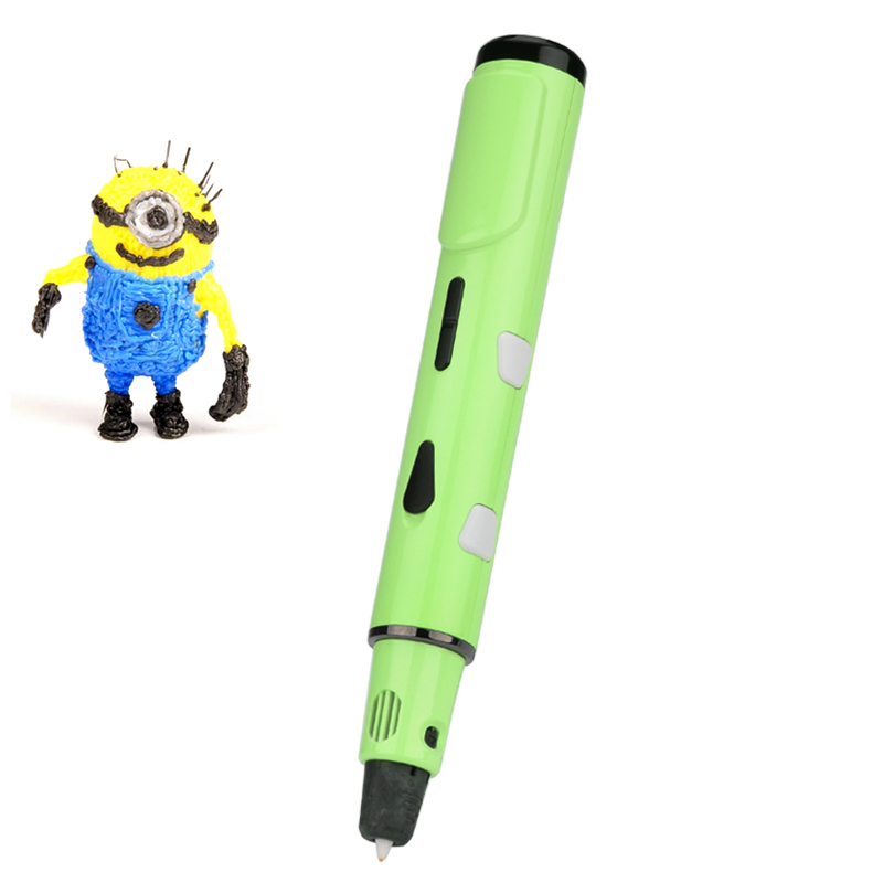 3D Stereoscopic Printing Pen for 3D Modeling