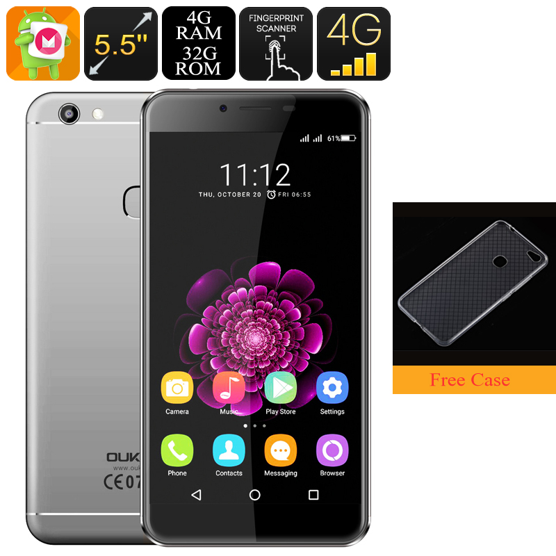 Oukitel U15S Android Phone