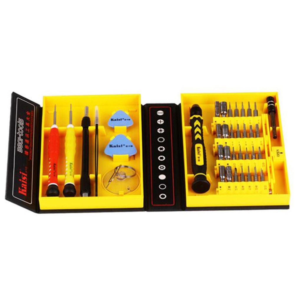 38Pcs/Set Mobile Phone Repair Tool Batch Head Set