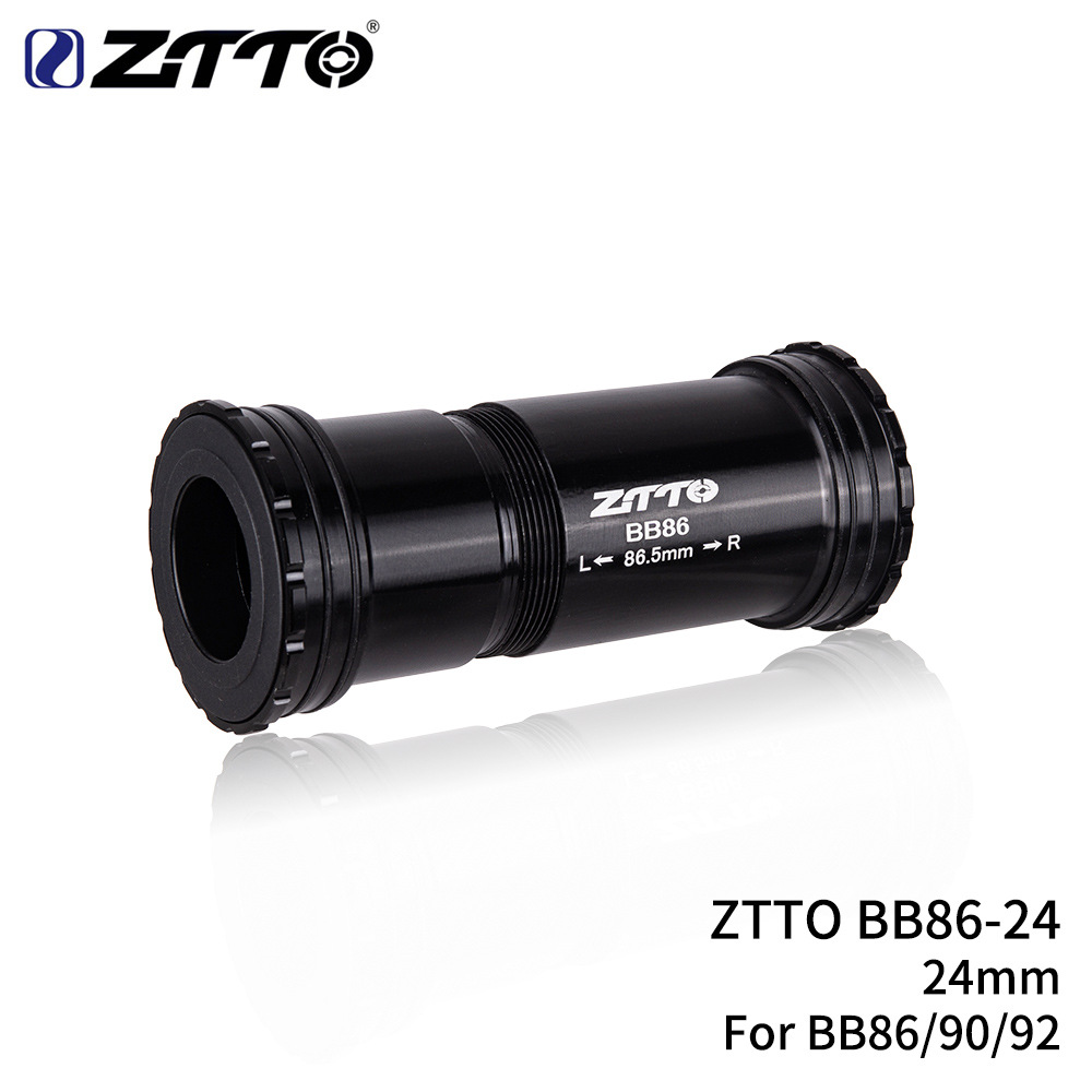 ZTTO BB86 Press Fit Bottom Brackets Thread Lock for Road Bicycle Mountain Bike Compatible for Shimano B92 SpeedLink GXP Chain Wheel