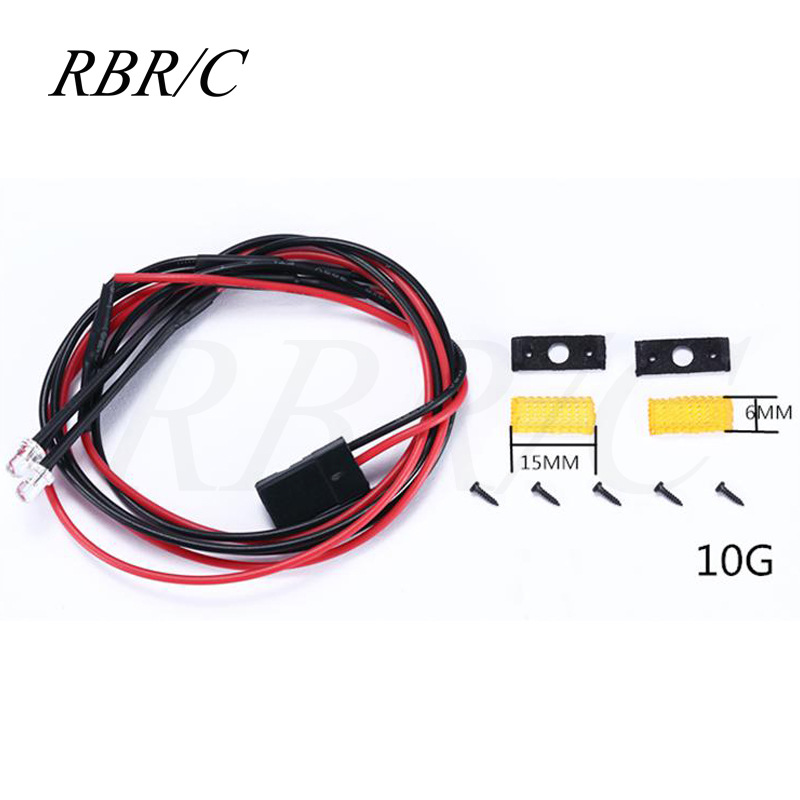 Wpl D12 Microcard Remote Control Minivan Decoration Accessories Diy Upgrade Model d12 side lampshade + lamp turn signal