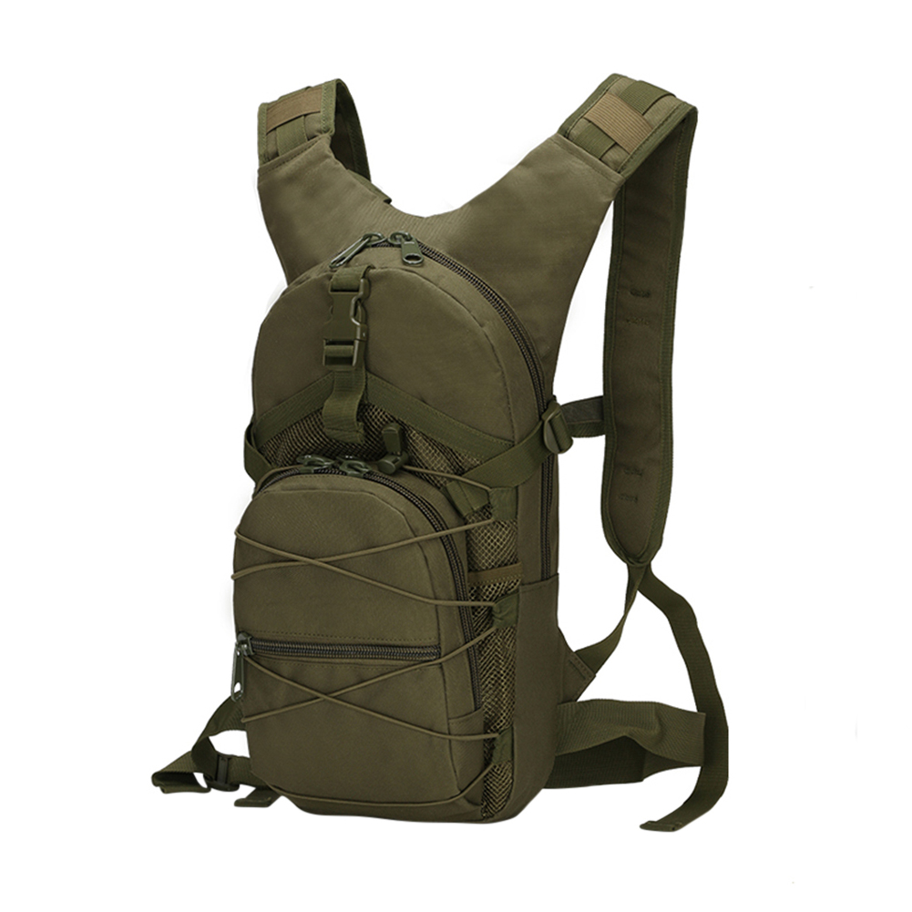 15L Waterproof Bicycle Backpack Hiking Outdoor Camping Lightweight Backpack