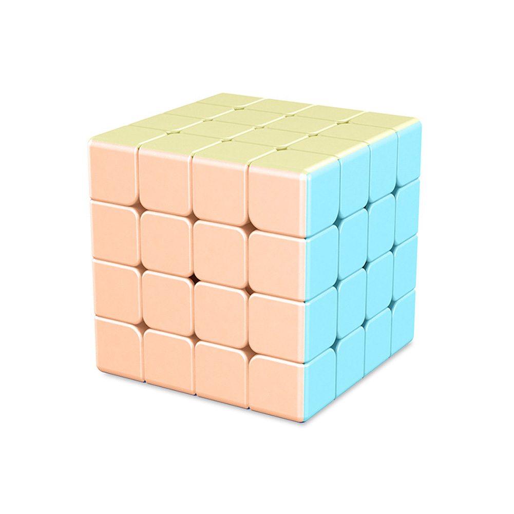Magic Cube Cubing Culture Meilong Macaron Color Cube 4x4 macaron