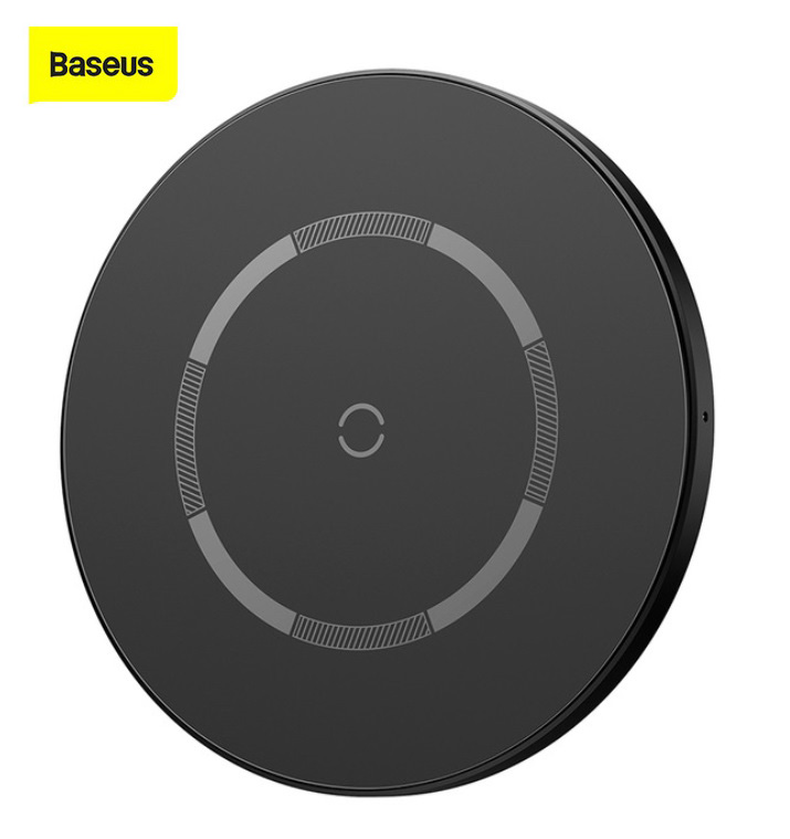 Magnetic  Wireless  Charger For Iphone 12 Pro Max 15w Fast Charger For Iphone  12  11  Xs  X  Xr Charger black