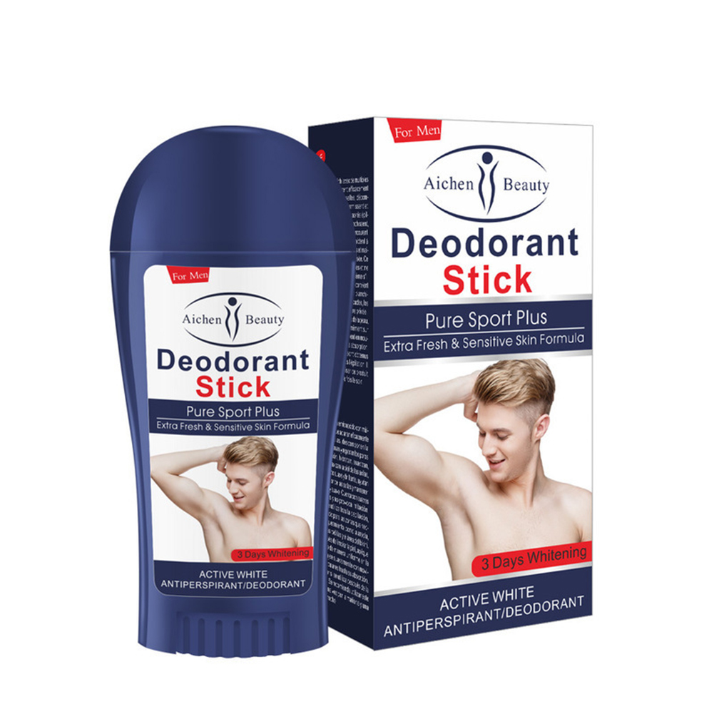 Body Lotion Cream Antiperspirants Underarm Deodorant Roll Fragrance Men Smooth Dry Perfumes 50G