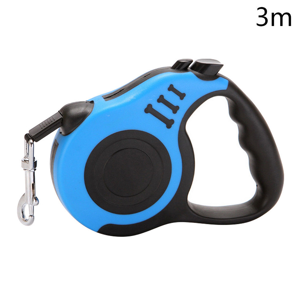 Pet Retractable Leash Flexible Strap Rope for Dog Cat Puppy Outdoor Walking