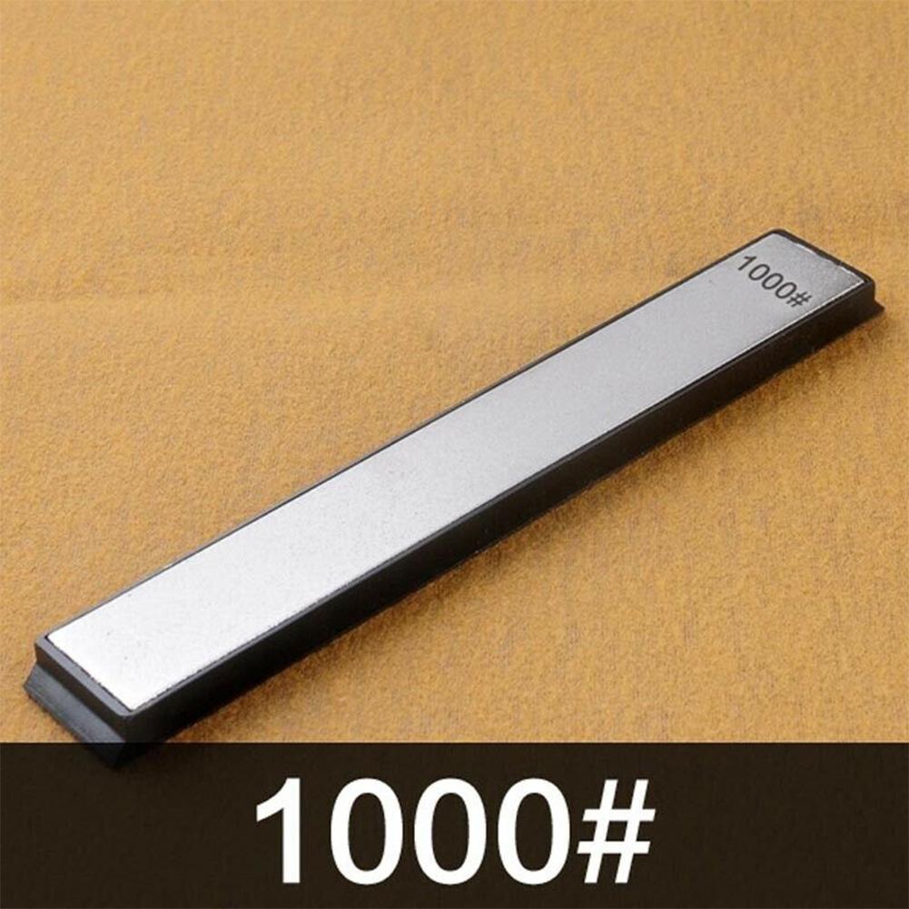 Whetstone Diamond Kitchen Scissors Razors Knife Sharpener Kitchen Accessories 16.2*2.3cm 1000#