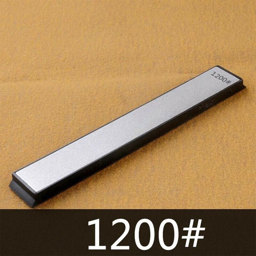Whetstone Diamond Kitchen Scissors Razors Knife Sharpener Kitchen Accessories 16.2*2.3cm 1200#