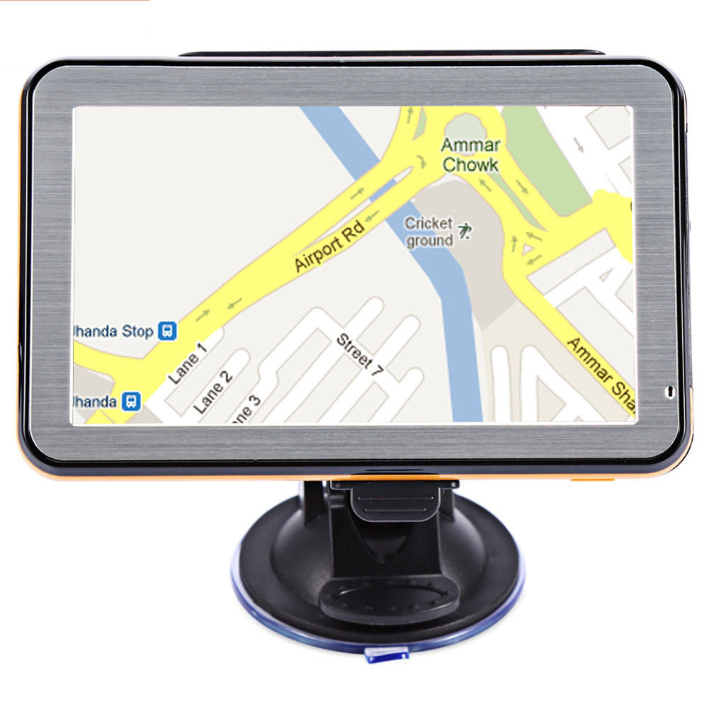 5 inch GPS Navigation Wince Voice Guidance Car Auto Navigator DDR256M+8GB Southeast Asia map