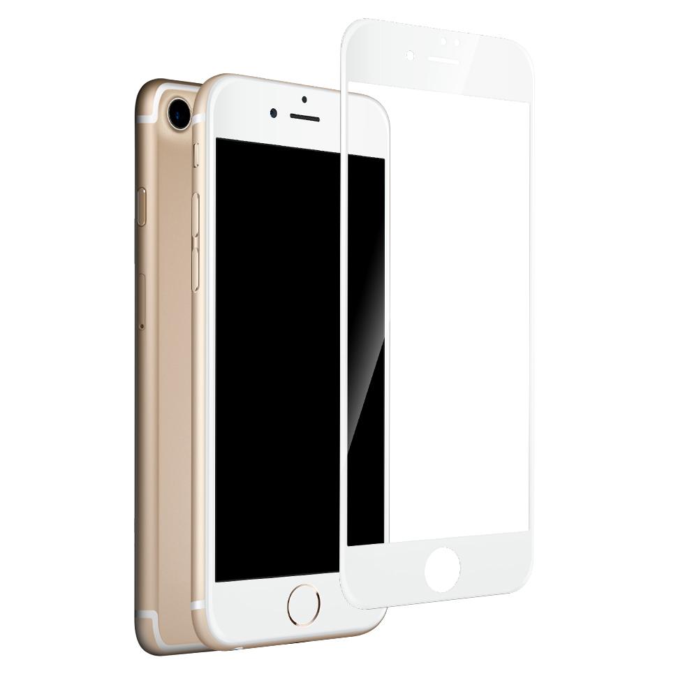 [Anti-Fingerprint] iPhone 7 Screen Protector- Tempered Glass Screen Protector for Apple iPhone 7 / iPhone 6 / 6s 4.7 Inch [9H Hardness] [Premium Clarity] [Scratch-Resistant]