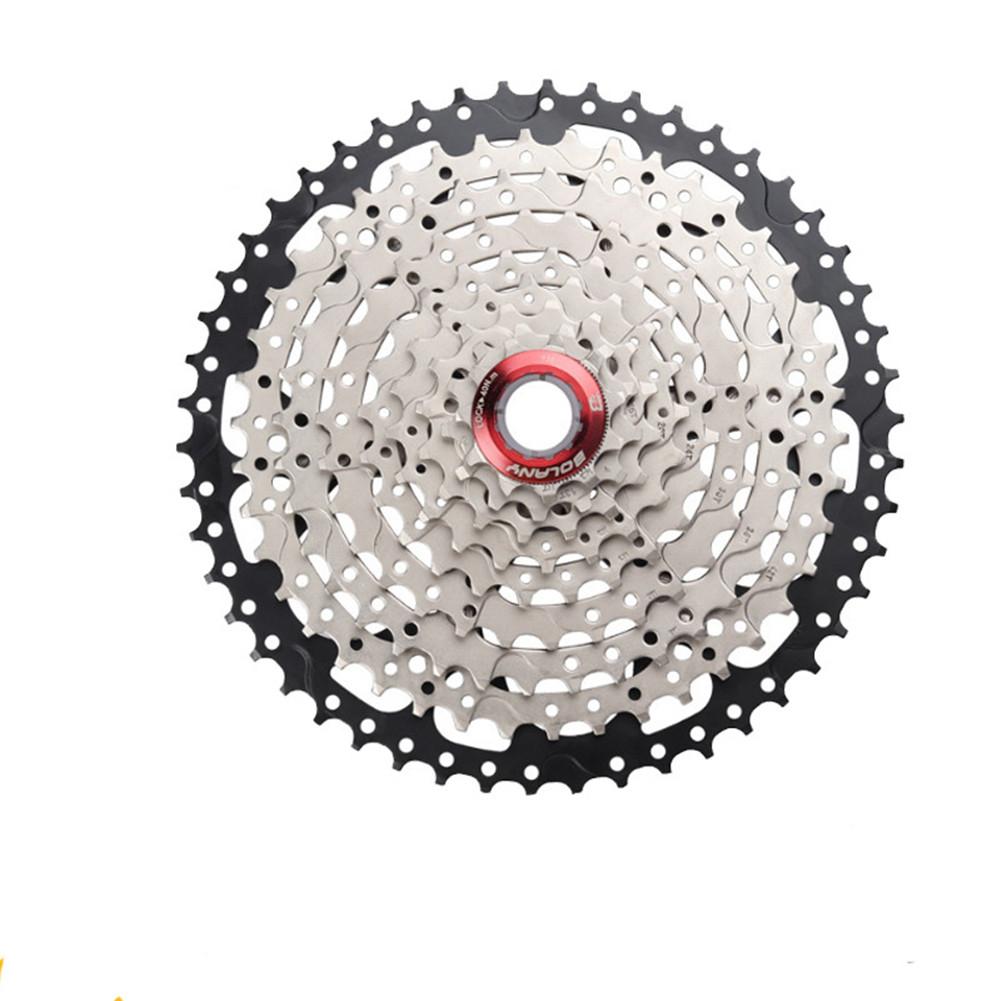 9 Speed Cassette Freewheel 11-50T Road Cycling Bike Sprocket 9S 11-50T