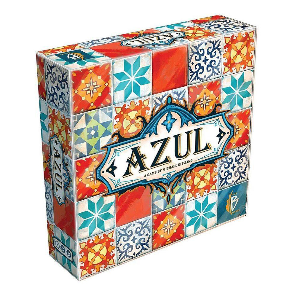 ColorBrik Master Tiling Story Azul Board Game Card Exploding Kitten Azul generation