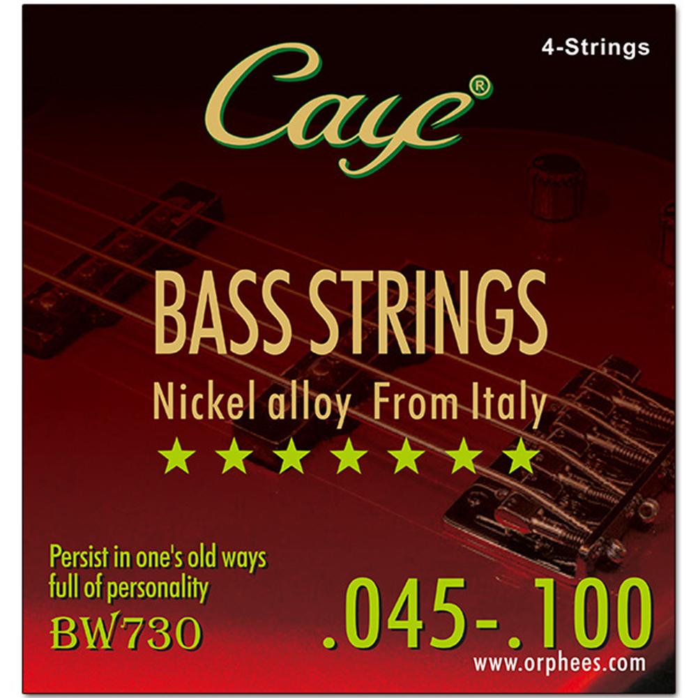 CAYE BW Series 4/5/6 pcs Bass Strings  BW730/4 string