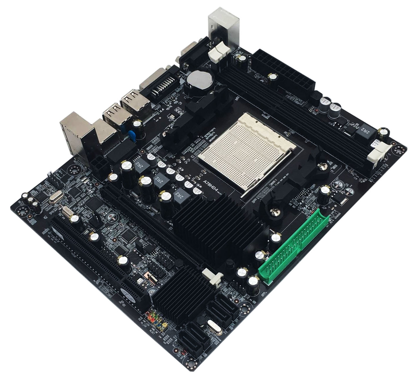 Mainboard A780 Practical Desktop PC Computer Motherboard Mainboard AM3 Supports DDR3 Dual Channel AM3 16G Memory Storage