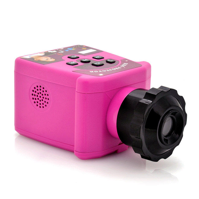 Wholesale kids projector portable projector for kids for Portable video projector