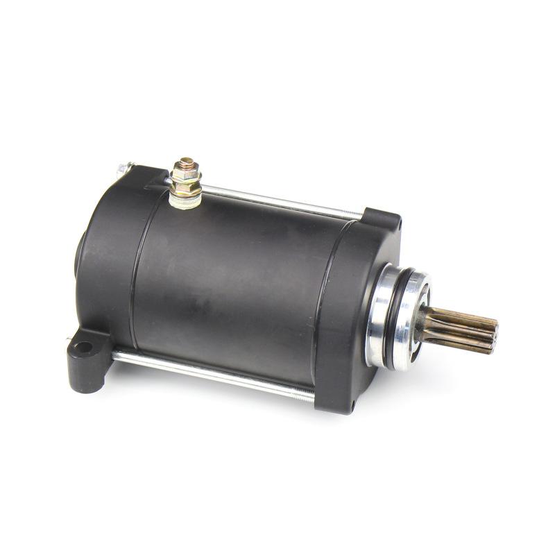 0600-091100 Starter Motor Fits CF-MOTO RANCHER 600 CF600-5 UTV 2011 2012 2013 S3S black