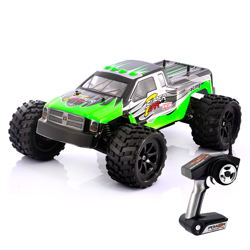 40KM/H RC Model Monster Truck - Terminator