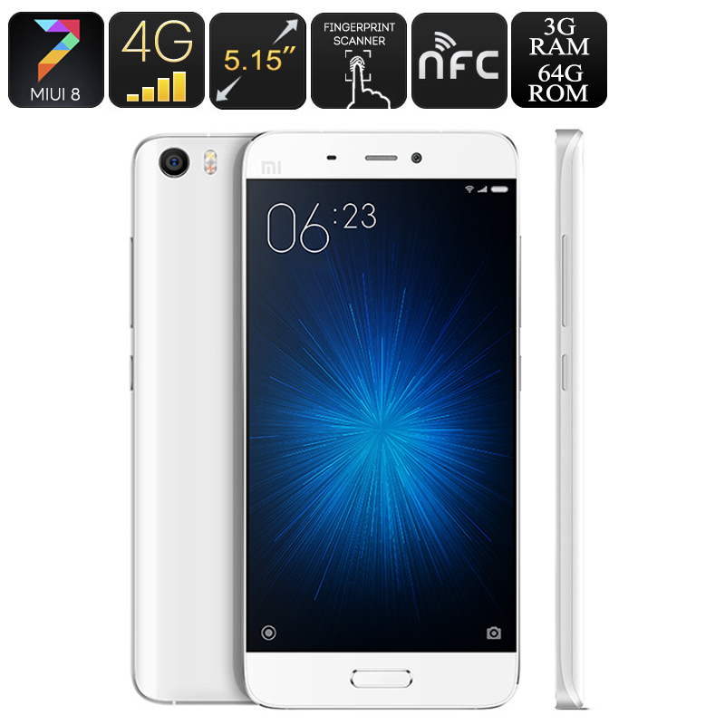 wholesale xiaomi mi 5 smartphone 64gb   android phone from
