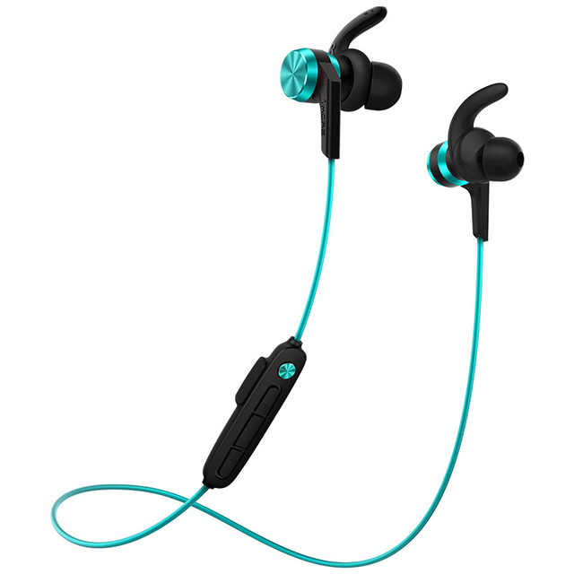 1MORE iBFree Wireless Bluetooth 4.2 In-Ear Earphone IPX6 Sport Running Bluetooth v4.2 Headset Earbud with Mic E1018BT Blue