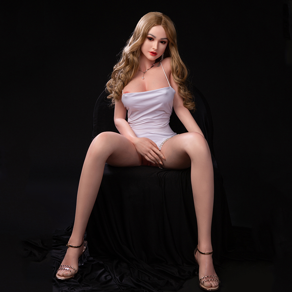 Sex Doll Artificial Little Young Girl Tight Virgin Vagina Silicone Sex Doll Women Sex Toy Pussy for Adult Men 100cm