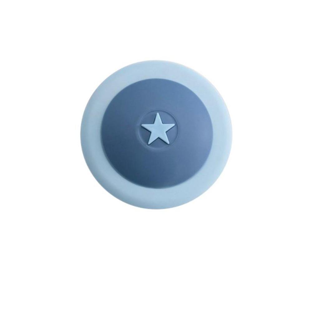 Bathtub  Plug Press Type Floor  Drain  Cover For Kitchen Bath Sink Bathroom Kitchen Laundry Accessories blue