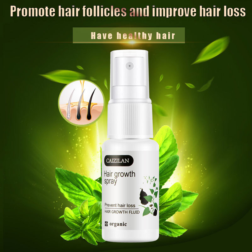 20ml/bottle Plants Essence   Hair  Growth  Spray For Hair Treatment Hair Repair Growing Faster